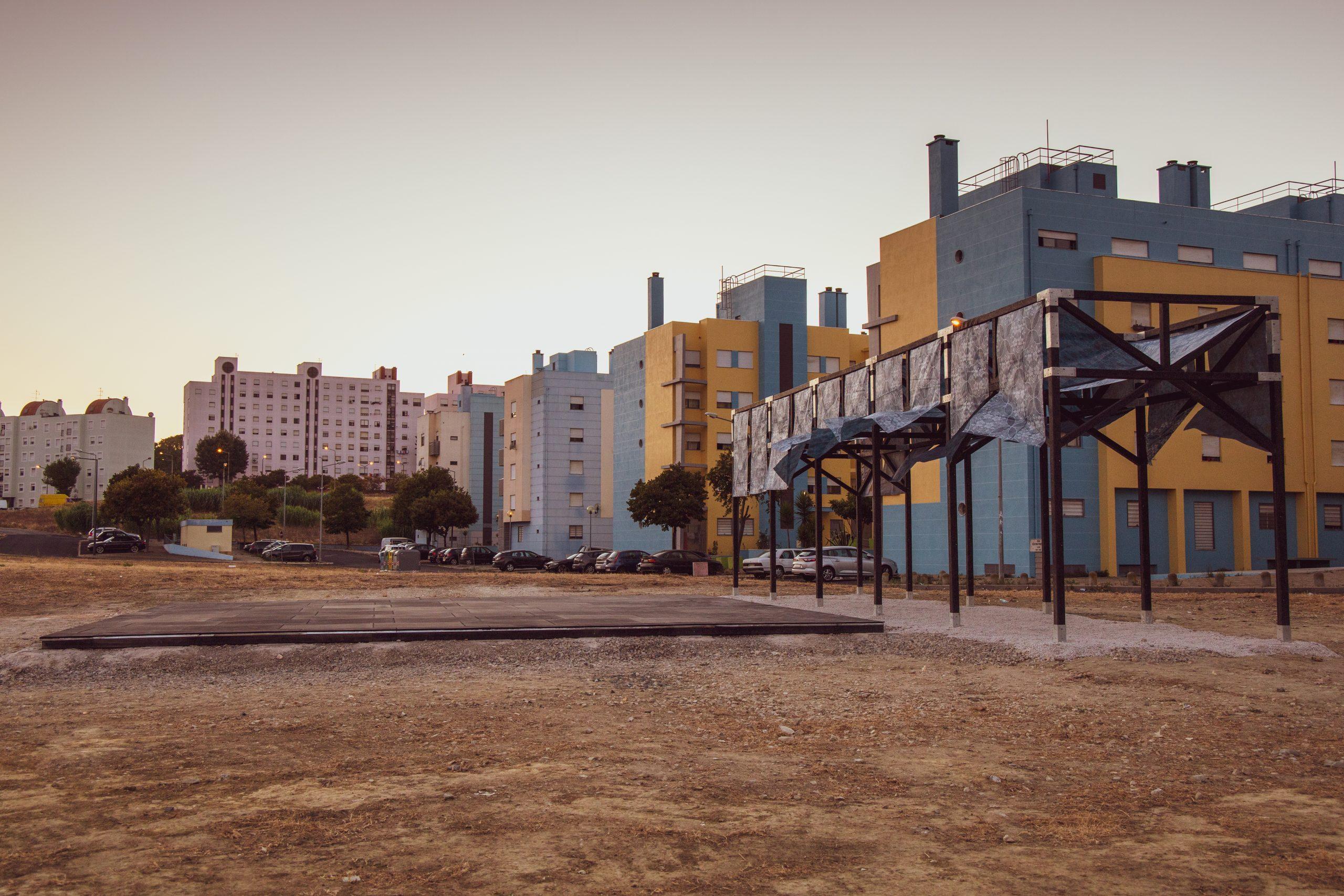 Felizmente Há Lugar: festival de artes anima Bairro dos Alfinetes em Setembro